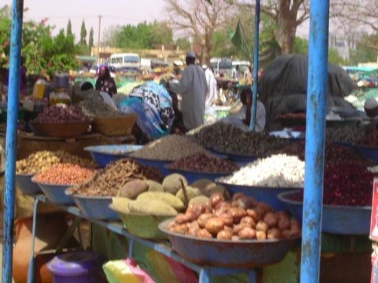 El Obeid, Sudan: Suk