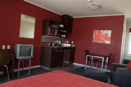 Palmerston North, New Zealand: room