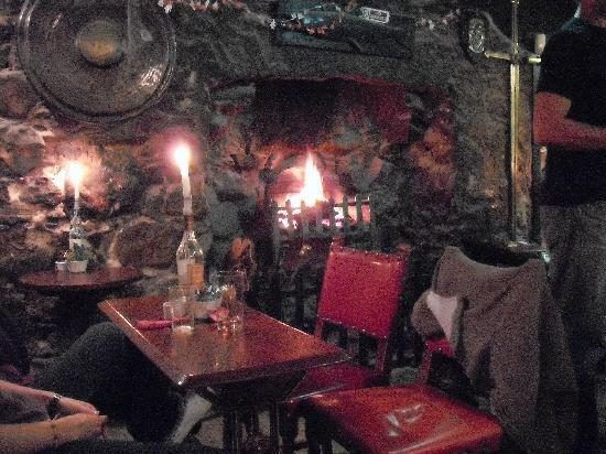 The Drovers Inn >> Cocoa By The Fire Drover Inn Pub Picture Of The Drovers Inn