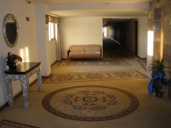 River Kwai Hotel : corridor