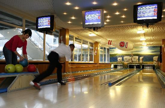 Mueritz Hotel: Sport- und Bowlingcenter