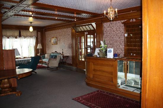 Herbert Grand Hotel: Lobby