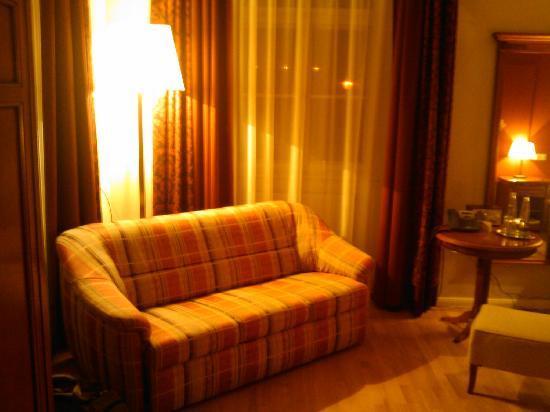 Hotel Schloss Burgellern: Herrenzimmer
