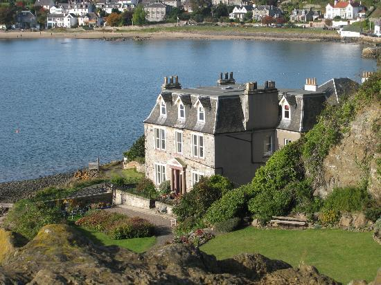 Forth View Hotel: View from our walk on the cliffs by Forth View