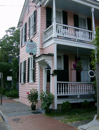 Photo of Palmer's Pinckney Inn Charleston