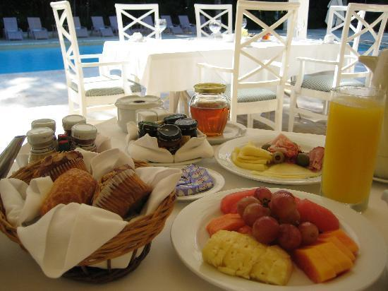 Tortuga Bay, Puntacana Resort & Club: Breakfast at Bamboo