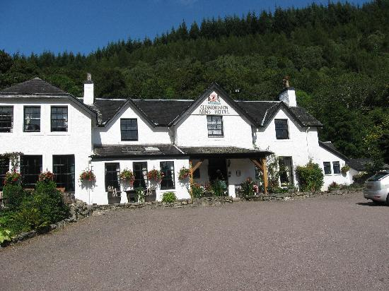 Glenmoriston Arms Hotel: Hotel