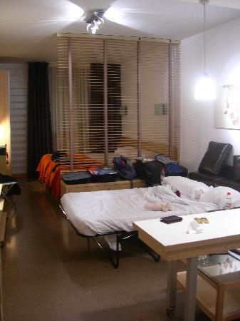 Aramunt Apartments: i letti