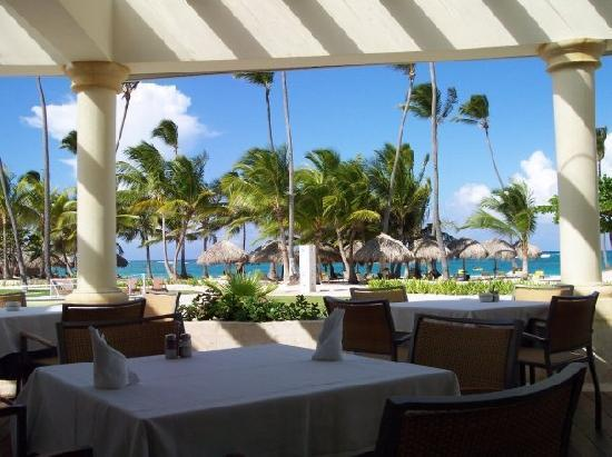 Iberostar Grand Hotel Bavaro : Best spot to eat a cheeseburger in paradise.