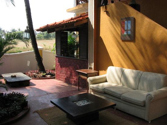 Casa Candolim: Lounge Area