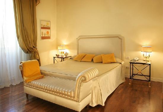 Relais Villa Antea: superior room