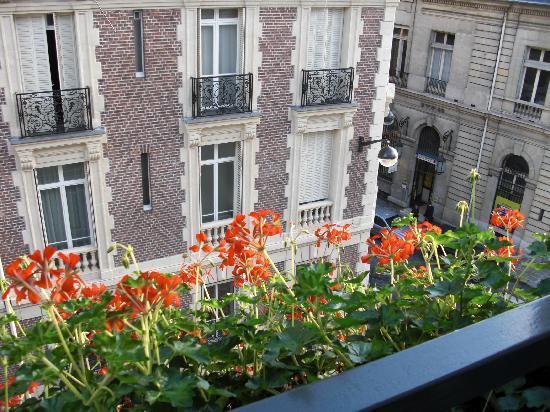 De Vigny Hotel : vue 1