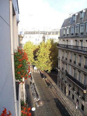 De Vigny Hotel: vue 2