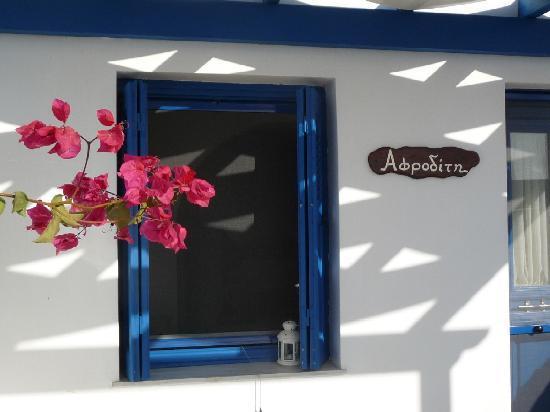 Psaravolada Resort: Afroditi room at Psaravolada