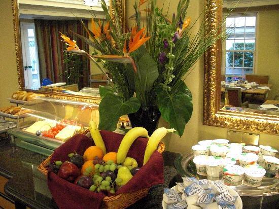 Ascott Mayfair: Petit déjeuner