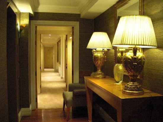 Ascott Mayfair: Sortie couloir