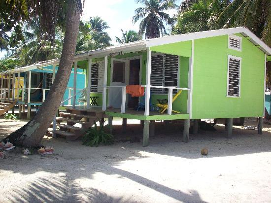 Tobacco Caye Lodge: Our Cabana