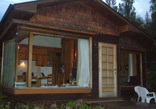 Hotel and Cabanas Monte Verde: Cabin Villarica Exterior