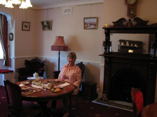 Briardale Bed & Breakfast : Breakfast, a brilliant experience