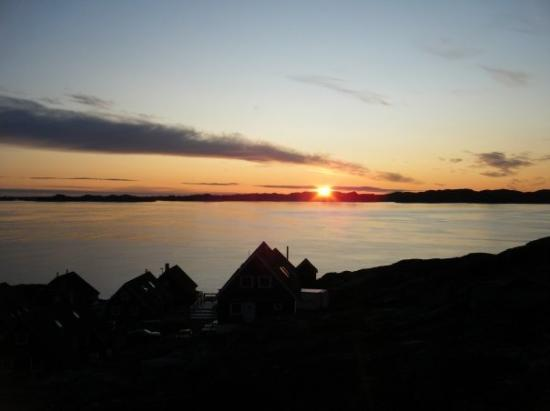 Udsigt fra Nuuk