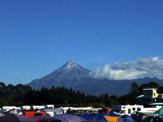 Mount Taranaki: Mt Taranaki