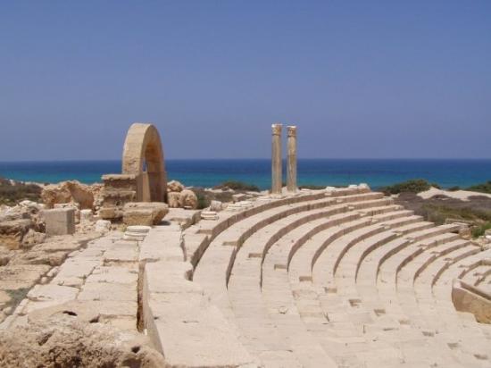 Leptis Magna Photo