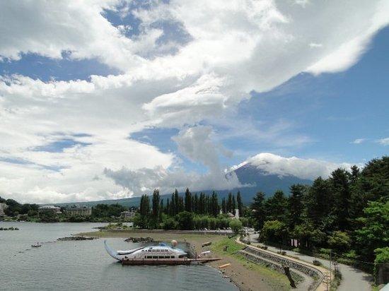Fujikawaguchiko-machi-bild