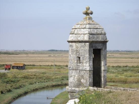 Hiers-Brouage, ฝรั่งเศส: ciudad fortificada de Brouage