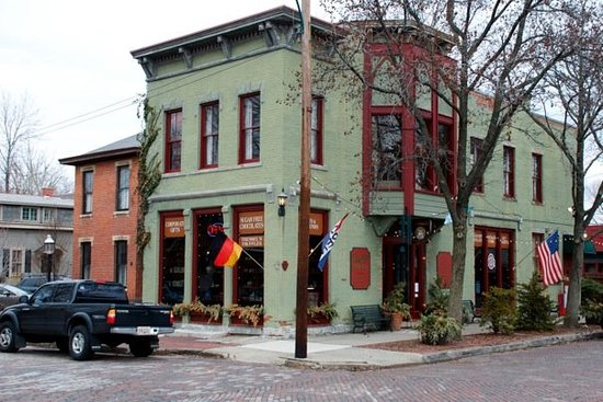 Restaurants Near German Village Columbus Oh