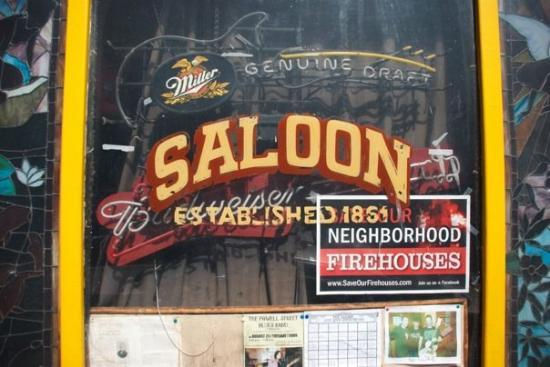 The Saloon Image