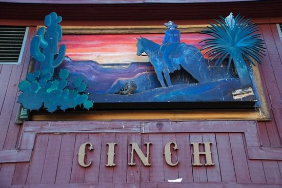 ‪Cinch Saloon‬