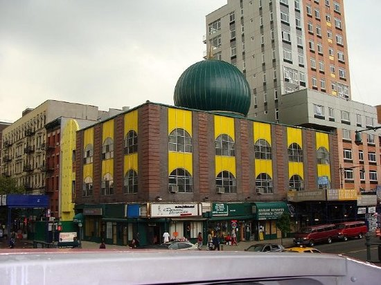 Masjid Malcolm Shabazz Mosque