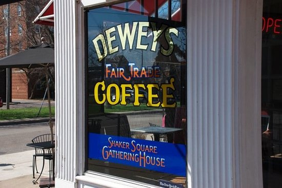 Dewey's Coffee House
