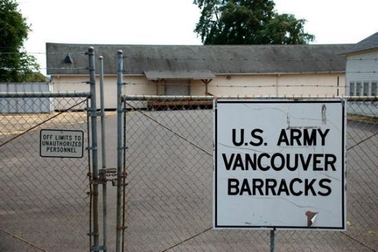 Fort Vancouver National Historic Site Resmi