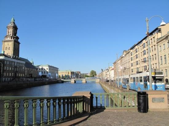 City Museum (Goteborgs Stadsmuseum): The Gothenburg museum and river