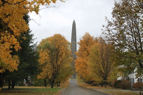 ‪Bennington Battle Monument‬