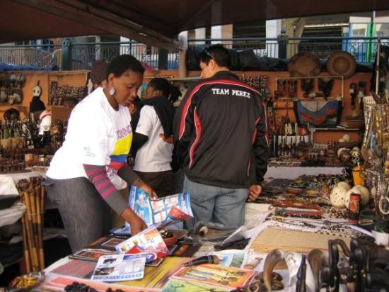 African Flea Market Is It Worth Visiting See What Most