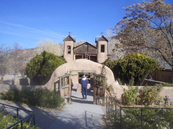 Chimayo, نيو مكسيكو: Santuario de Chimayó, New Mexico