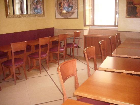 Lirico Hotel: Breakfast area