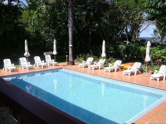 Bedarra Beach Inn: pool