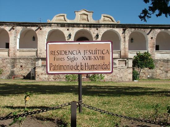 Alta Gracia, Argentina: Estancia Jesuitica