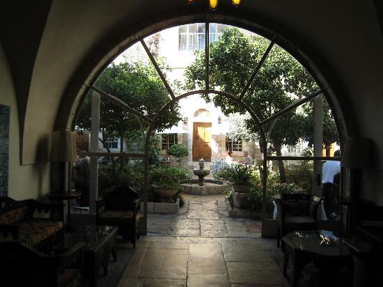 The American Colony Hotel : Lobby