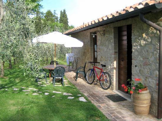 La Frateria di San Benedetto: Annex cottage