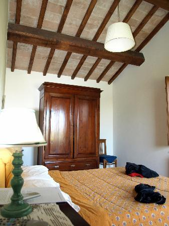 La Frateria di San Benedetto: Bedroom
