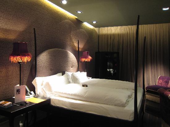 Hotel Palazzo Barbarigo Sul Canal Grande: The room