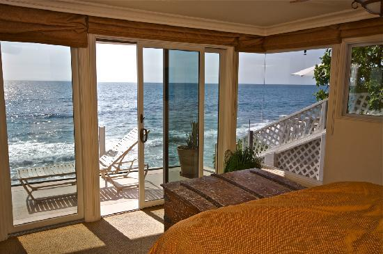 View from the bedroom (Seychelles Villa)