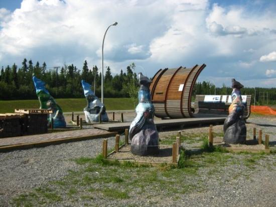 ทอมป์สัน, แคนาดา: one part of Spirit Way