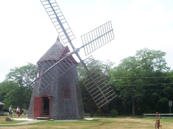 ‪Eastham Windmill‬