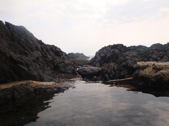 Hirauchi Kaichu Onsen: 平内海中温泉