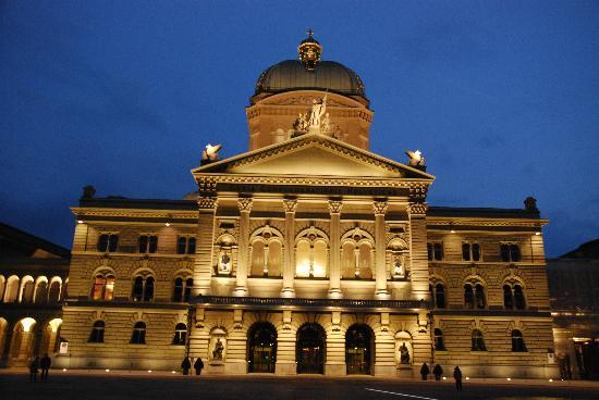Image result for The Federal Palace bern